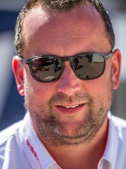 Darren Cox head of NISMO