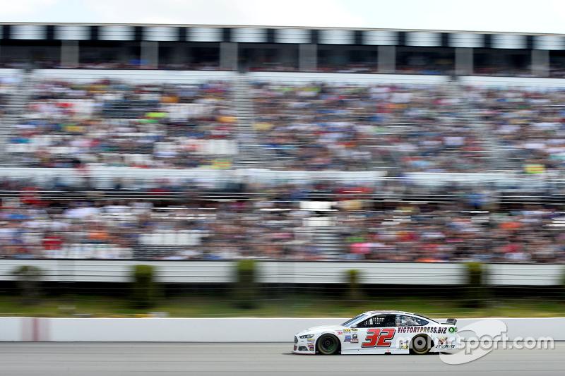 Travis Kvapil, GoFAS Racing, Ford
