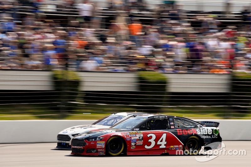 Brett Moffitt, Front Row Motorsports Ford