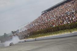1. Martin Truex jr., Furniture Row Racing, Chevrolet