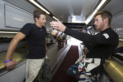 Tanner Foust e Scott Speed