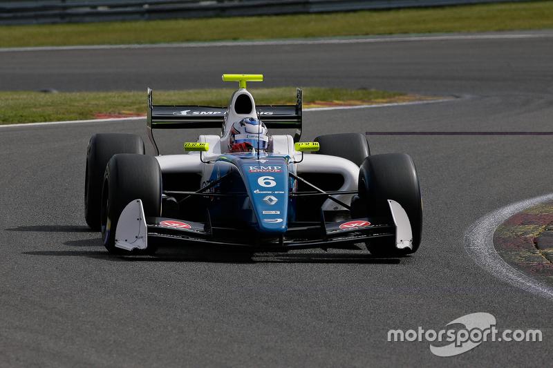 #6 Egor Orudzhev, Arden Motorsport