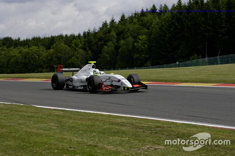 #20 Bruno Bonifacio, International Draco Racing