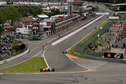 2nd lap; #4 Oliver Rowland, Fortec Motorsport