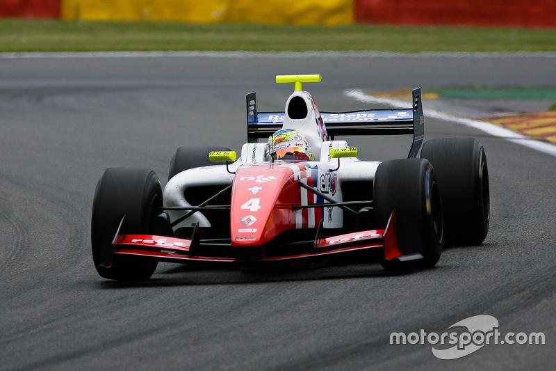 #4 Oliver Rowland, Fortec Motorsport