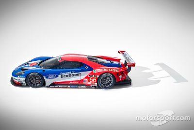 Ford retorna a Le Mans