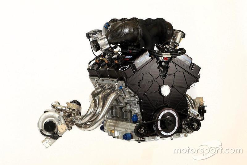 Roush Yates 3.5-litre Ford EcoBoost twin-turbo V7