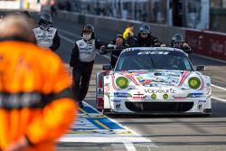 #67 Team AAI Porsche 911 GT3-RSR: Алекс Кападия, Ксавье Маассен, Цзюнь Сань Чень
