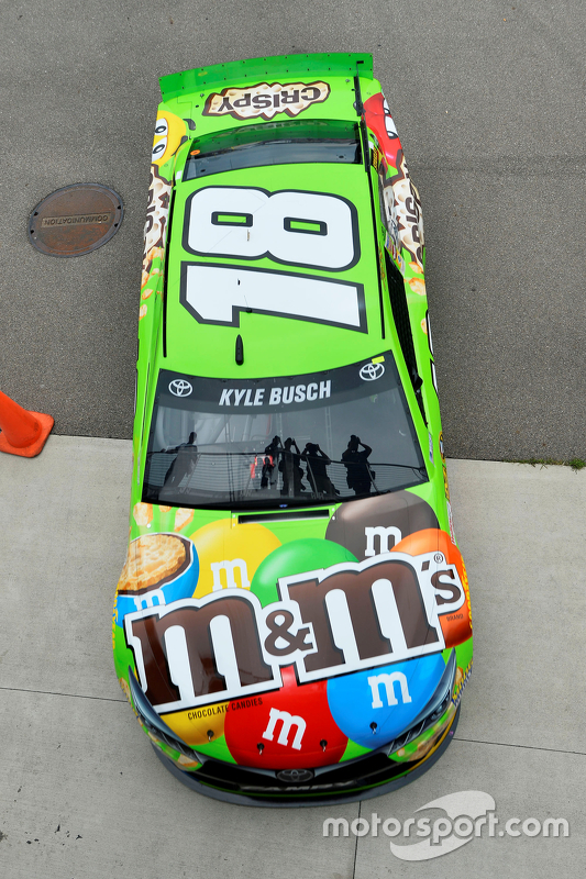 kyle busch victory celebration coloring page free