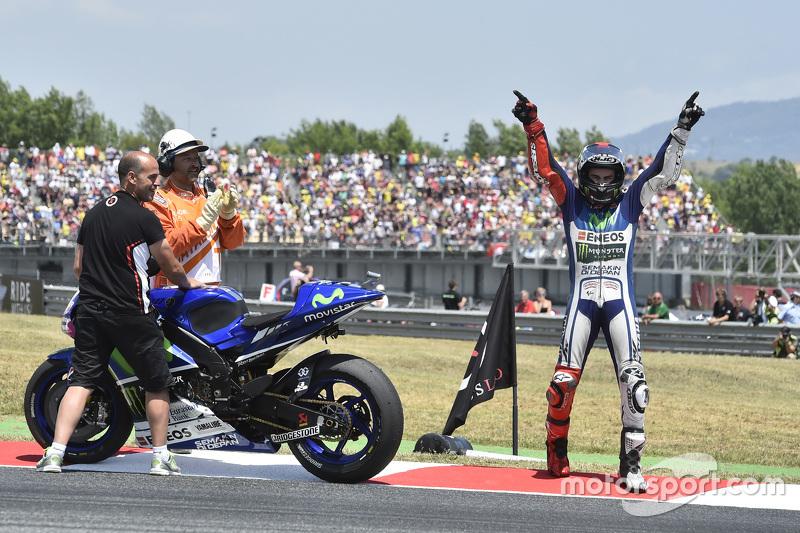 1. Jorge Lorenzo, Yamaha Factory Racing