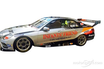 Updated livery for Ash Walsh