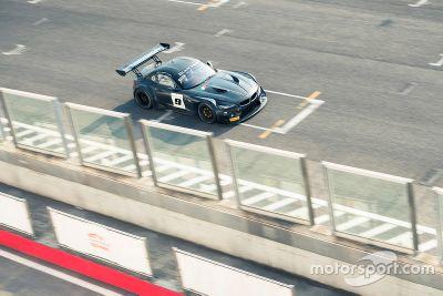 ROAL Motorsport test