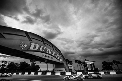 #45 Ibanez Racing ORECA 03R: Pierre Perret, José Ibanez, Ivan Bellarosa, #40 Krohn Racing Ligier JS P2: Tracy Krohn, Nic Jonsson, Joao Barbosa