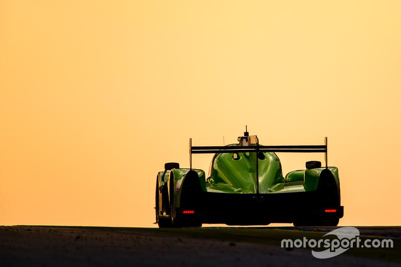#40 Krohn Racing, Ligier JS P2: Tracy Krohn, Nic Jonsson, Joao Barbosa