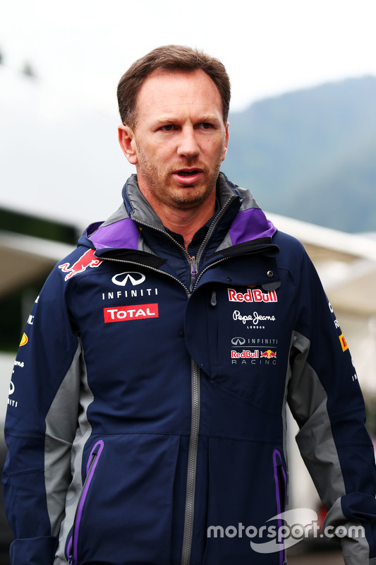 Christian Horner, Red Bull Racing-teambaas