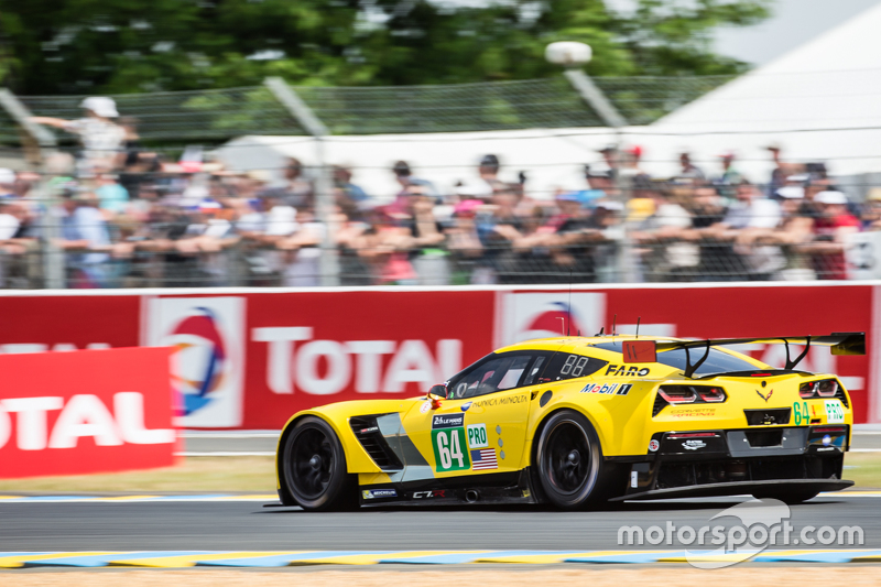 Gavin, Milner and Jordan Taylor scored Corvette's most recent Le Mans win came with a C7.R in 2015.