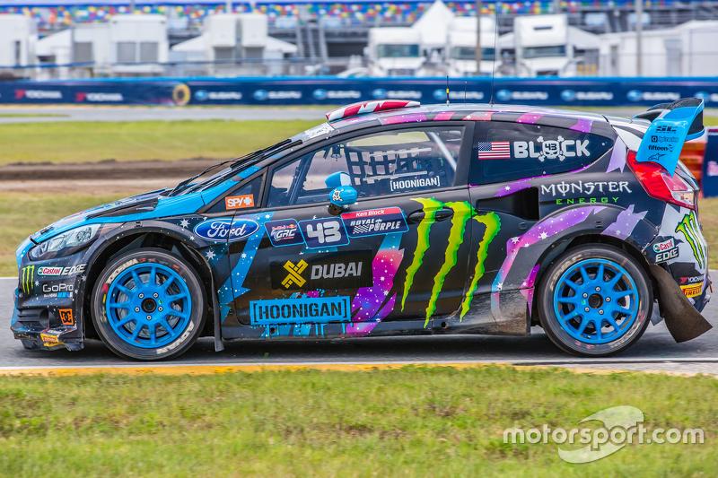 Ken Block, Hoonigan Racing Division, Ford
