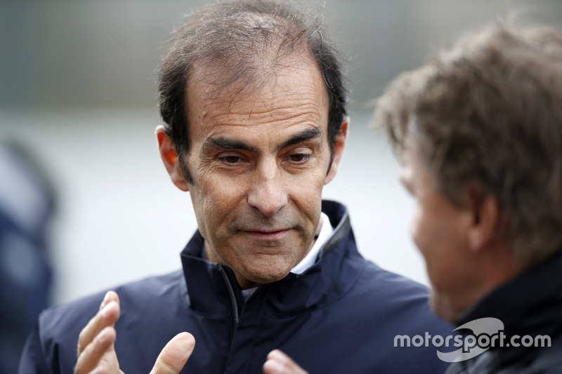 Emanuele Pirro, FIA-Rennkommissar