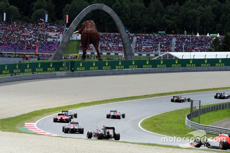 Will Stevens, Manor F1 Team, folgt Jenson Button, McLaren MP4-30