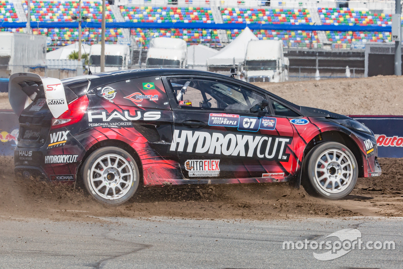 Nelson Piquet jr., SH Racing Rallycross, Ford