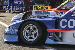 Matias Rodriguez, UR Racing, Dodge, und Jonatan Castellano, Castellano Power Team, Dodge (von vorn nach hinten)