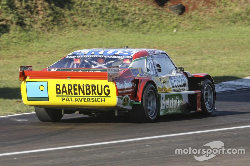 Маріано Алтуна, Altuna Competicion Chevrolet