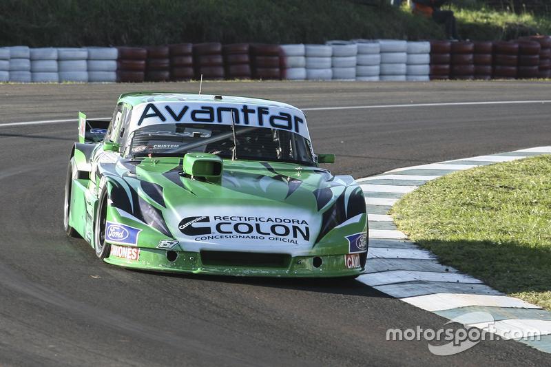 Juan Bautista de Benedictis, Alifraco Sport, Ford