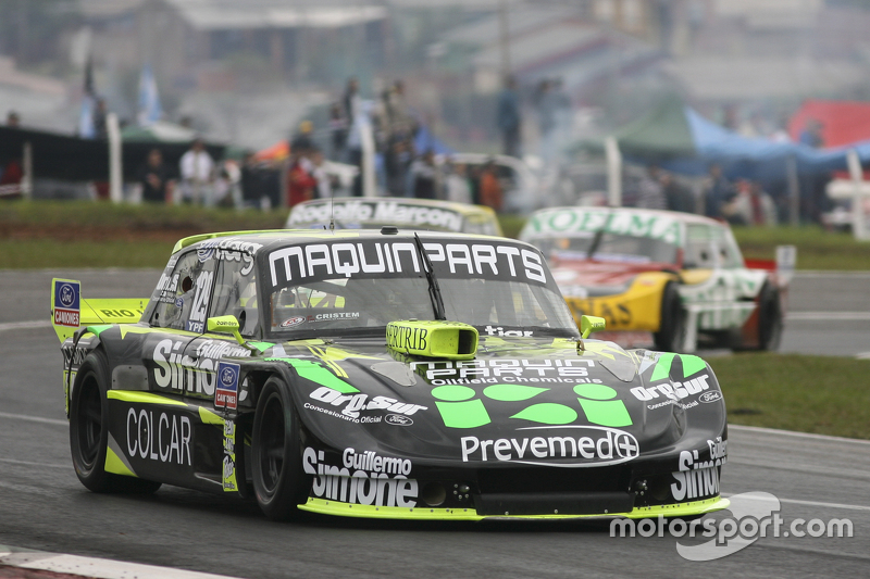 Mauro Giallombardo, Maquin Parts Racing, Ford