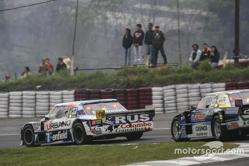 Маурісіо Ламбіріс, Coiro Dole Racing Torino та Мартін Понте, RUS Nero53 Racing Dodge
