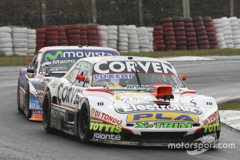 Juan Marcos Angelini, UR Racing, Dodge, und Christian Ledesma, Jet Racing, Chevrolet