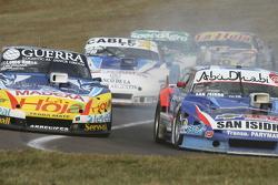 Luis Jose di Palma, Indecar Racing Torino, dan Matias Rodriguez, UR Racing Dodge, dan Federico Alons