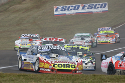 Lionel Ugalde, Ugalde Competicion, Ford, und Diego de Carlo, JC Competicion, Chevrolet