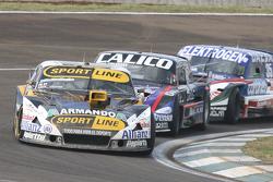 Leonel Pernia, Las Toscas Racing Chevrolet, dan Emanuel Moriatis, Alifraco Sport Ford, dan Mathias N