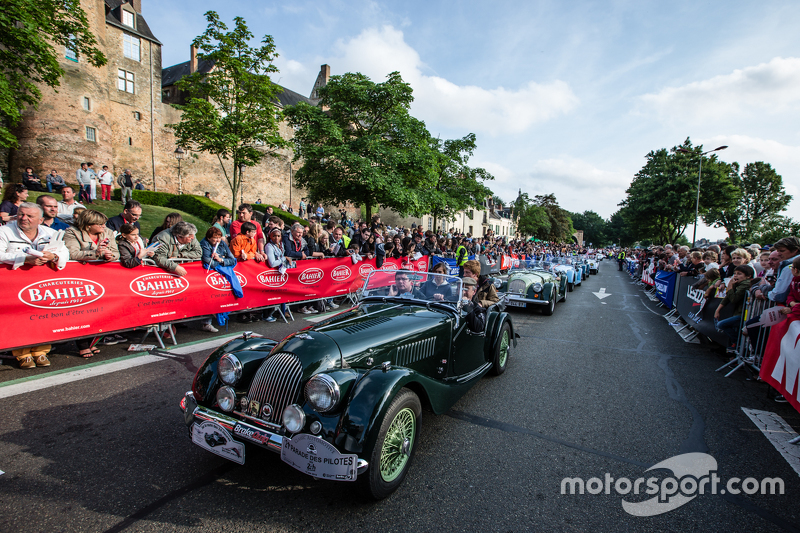 Morgan parade