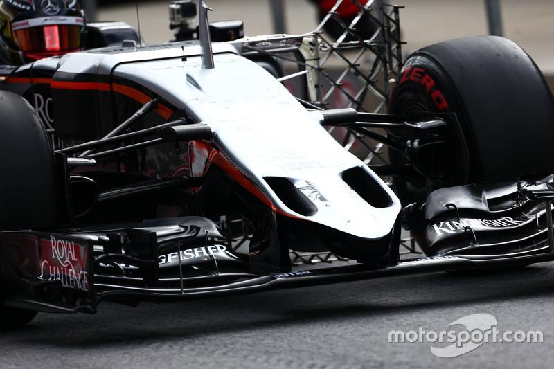 Force India F1 VJM08 von 2015