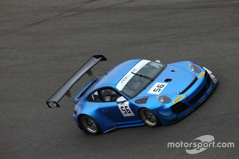 #56 Attempto Racing Porsche 997 GT3 R