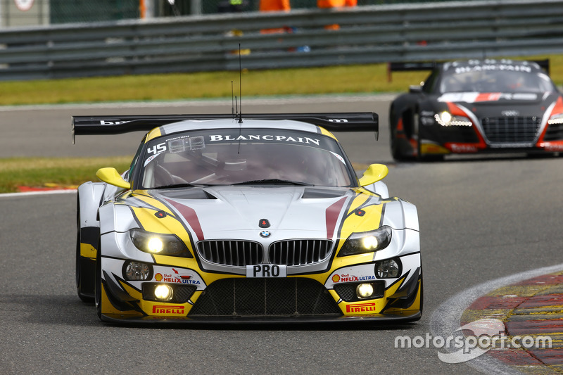 #45 Marc VDS Racing Team BMW Z4: Максім Мартін, Augusto Farfus