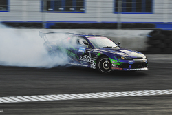 Алексей Бобровских, Nissan Silvia S15 во время квалификации