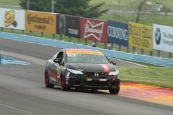 #93 HART, Honda Civic Si: Chad GilSängerin, Kuno Wittmer