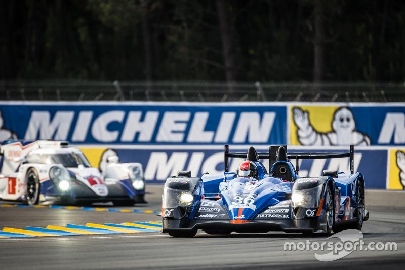 #36 Signatech, Alpine A450b: Paul-Loup Chatin, Nelson Panciatici, Vincent Capillaire