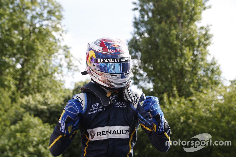 1. Rennen: 1. Sébastien Buemi, e.dams-Renault