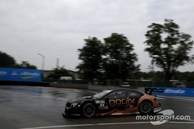 Паскаль Верляйн, HWA AG Mercedes-AMG C63 DTM