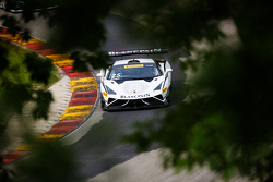#25 Blancpain Racing Lamborghini Gallardo GT3 FL2: Tomas Enge
