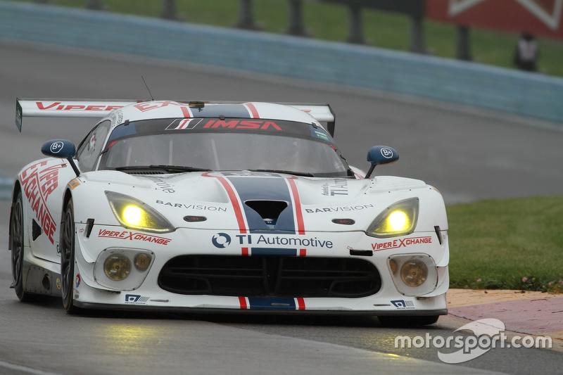 #93 Riley Motorsports, Dodge Viper SRT: Marc Miller, Jeff Mosing