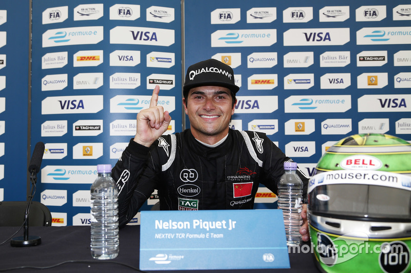 Formel E: Nelson Piquet (Brasilien)