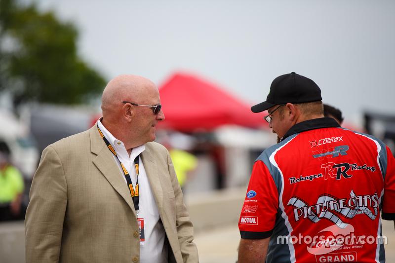 Scott Bove President/CEO of Pirelli World Challenge