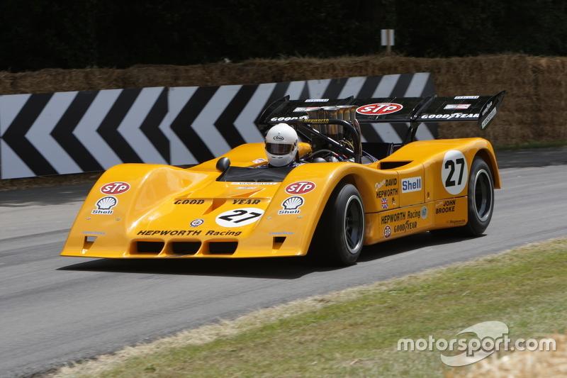 BRM-Chevrolet P167