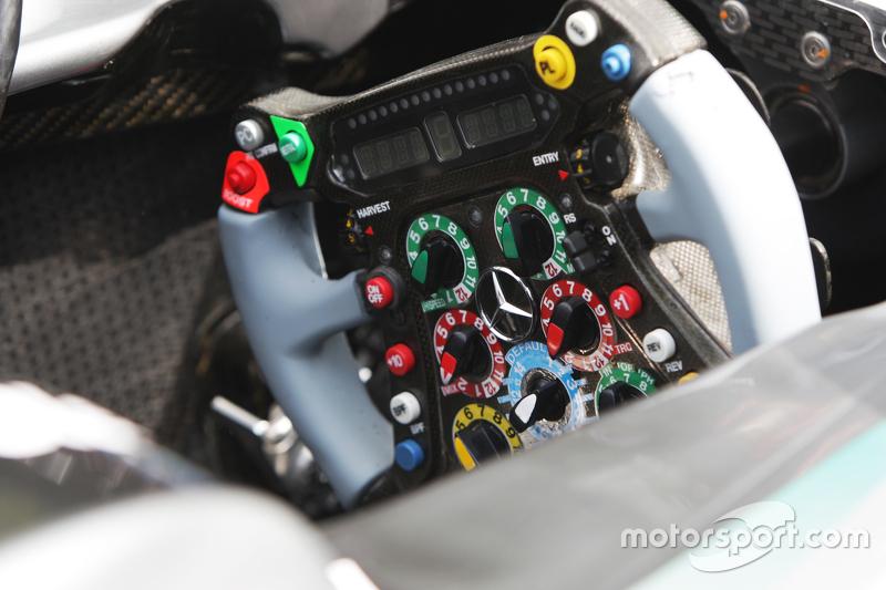 Mercedes MGP W04