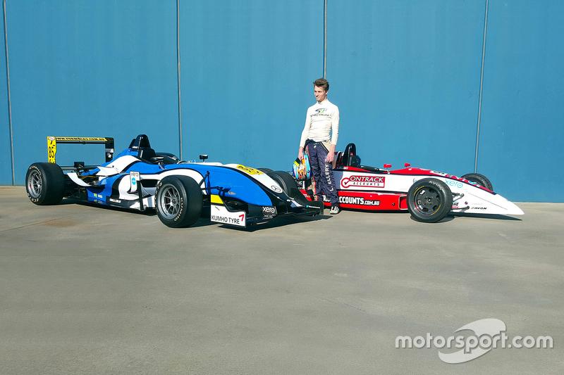 Luke Ellery to race both Australian Formula 3 та Australian Formula Ford on the same weekend at Sydn