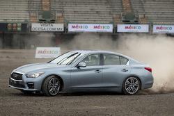 Даниэль Риккардо, Red Bull Racing тестирует новую мексиканскую трассу